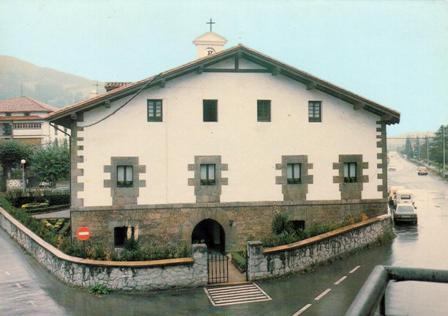 2.  Berrospe a caserio where she was born on August 9 1845.COPY