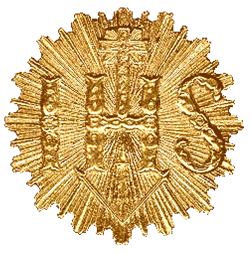 Original Insignia of the Hijas de Jesus